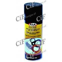 Spray para eliminar restos de juntas