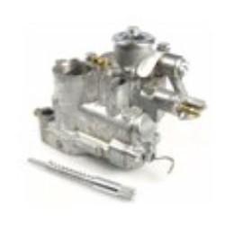 Carburador VEMSA SI 24.24E para Vespa 200 con engrase separado. PX DISCO, TX, IRIS