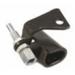 Placa de Sujeción cables Vespa PKS PK XL, incluye tensor métrica 7