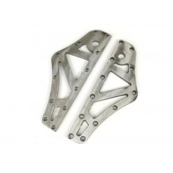 Pletina de refuerzo PLC CORSE para chasis/sujeción motor Vespa todos los modelos