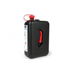 Bidón de gasolina 2l negro