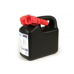 Bidón de gasolina 3l -HUENERSDORFF- negro