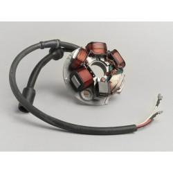 Encendido -PIAGGIO placa de base- Vespa PK XL, Ape 50 - encendido con 6 cables