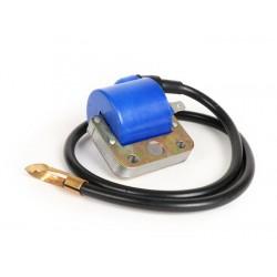 Bobina de encendido -CALIDAD OEM, azul, con cable de alta tensión bujía