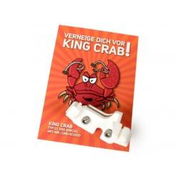 Soporte cables manillar CMD King Crab, Vespa Primavera
