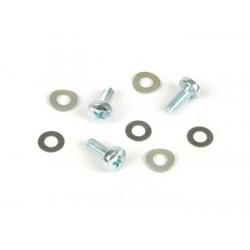 Kit de tornillos y arandelas para encendido stator Vespa PX, IRIS, DN, DS, CL, COSA, T5, TX, 150/160/Sprint