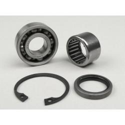 Kit rodamientos tambor Vespa PX Disco, IRIS, TX, T5, PKS, PK XL, para eje de rueda diámetro 20mm