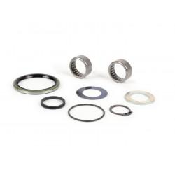 Kit de reparación rodamientos plato portazapatas eje horquilla Vespa PX Disco, IRIS, T5, TX, PK XL, 16mm