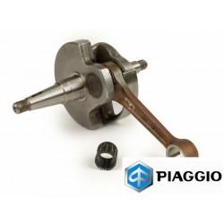 Cigüeñal Original Piaggio Vespa 200, Vespa PX Disco 200, DN, IRIS 200, TX, no válido para DS