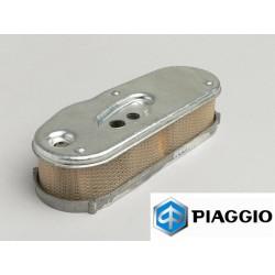 Filtro de aire Original Piaggio Vespa PX Disco,con orificios ya perforados por PIAGGIO para mejorar el rendimiento.(Ver info)