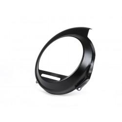 Tapa ventilador negro, Vespa 150s (ambas series), 150 GS, 150 Sprint, 160, Vespa 125 del 60 al 65