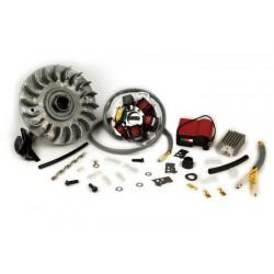 Encendido Lambretta BGM PRO HP V4.0 CA Lambretta LI, SX, TV, modelos sin batería, corriente alterana