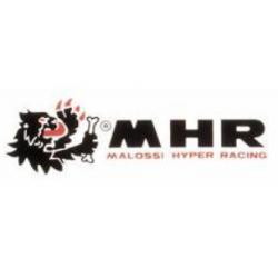 """Pegatina MALOSSI """"MHR"""", negro"""