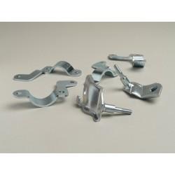 Kit soportes amortiguadores Lambretta, Producto de Casa Lambretta. Lambretta LI serie 2 y Li serie 3 (Ver más en descripción)