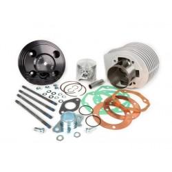 Kit cilindro PARMAKIT 205cc TSV66 sixty six, aluminio, Vespa PX 125/150, CL 125/150, COSA 125/150, IRIS 125/150
