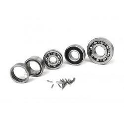 Kit completo Rodamientos motor, Vespa PX Disco, CL, DS, DN, TX, COSA
