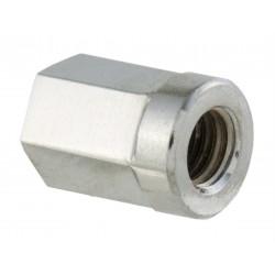 Tuerca cromada rueda tubeless SIP M8x1,25mm