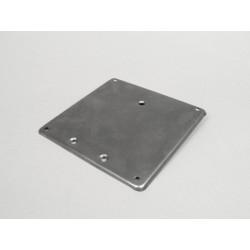 Portamatrículas 165x170mm, Vespa 150/160