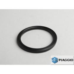 Junta aforador depósito, para aforador con cierre de plástico 55mm, Vespa PX Disco, IRIS, TX, T5, PK, Original Piaggio