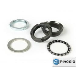 Kit rodamientos dirección parte superior (5 Piezas), original Piaggio