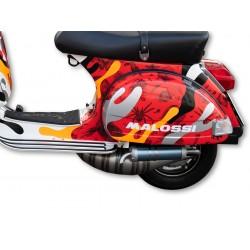 Escape Malossi MHR Racing, Vespa DN, IRIS 200, PX Disco 200, TX