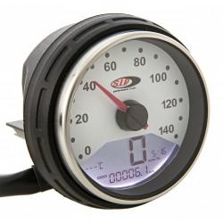 Cuentakilómetros digital SIP 2.0, Vespa PKS