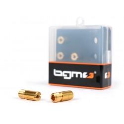 Kit chiclés ajuste aire BGM PRO (freno aire), Vespa CL, DS, DN, IRIS, PX Disco. Carburador SI (120-140-150-160-170-180-190)