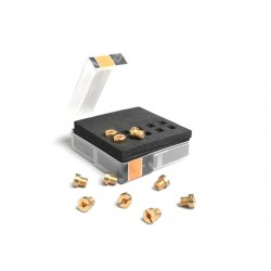 Kit chiclés de alta BGM PRO para carburadores Dell'orto 6mm (75-98)
