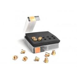 Kit chiclés de alta BGM PRO para carburadores Dell'orto 6mm (100-122)