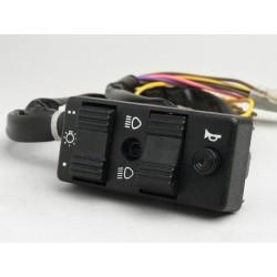 Conmutador Interruptor Llave de luces Vespa IRIS (con arranque eléctrico) y PX Disco sin faro halógeno