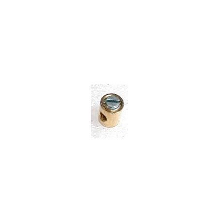 Prisionero cable acelerador universal, diámetro 5,5mm. Producto universal para Vespa, Vespino y Lambretta