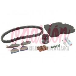 Kit de revisión Vespa GTS 300, GTS Super 300, GTS Super Sport 300,GTV 300, GTV HPE 300. Recambio Original Piaggio