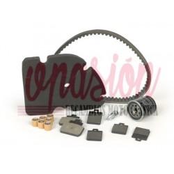 Kit de revisión Piaggio MP3 125cc (ZAPM473). Recambio original Piaggio.