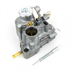 Carburador 24-24 ER MIX PINASCO (Con Mezclador) Vespa PX Disco 200, IRIS 200, TX 200, con engrase separado
