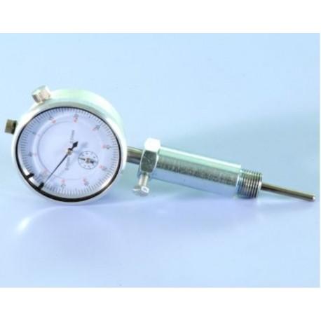 Reloj comparador POLINI para el ajuste de encendido
