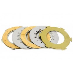 Discos Embrague PINASCO Vespa IRIS 125/150, Cosa 1 125, CL 125/150, 125L, 125N, 125S años 60 al 65