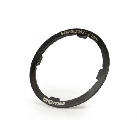 Arandela anillo ajuste cambio Vespa, BGM PRO 2.10mm. Válido para todos los modelos de Vespa