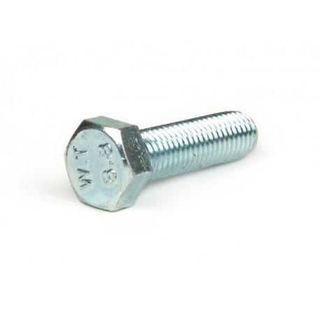 Tornillo M7x25mm (dureza 8.8)