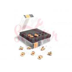 Kit Chicles de alta BGM PRO para carburadores Dell'orto 6mm (125-147)