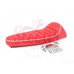 Asiento Rojo Fastback 2.0 Vespa PKS, Junior, PK XL