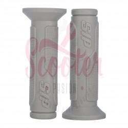 Puños gris SIP Series Pordoi 24/24mm para Vespa (ver modelos en descripción)