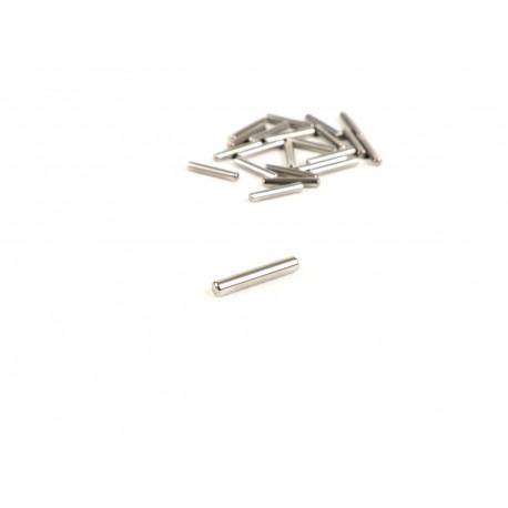 Kit 21 agujas 2x11,8mm para eje múltiple o eje primario piñón elástico.