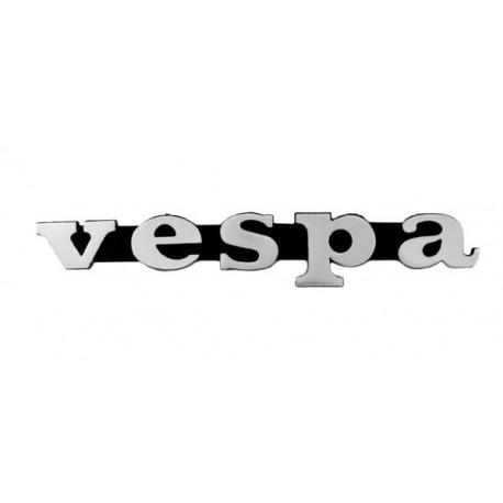 Letrero Vespa (tipo corto)