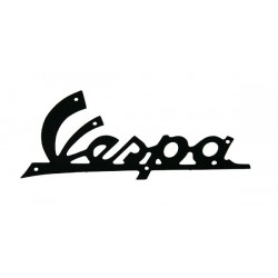Letrero Vespa