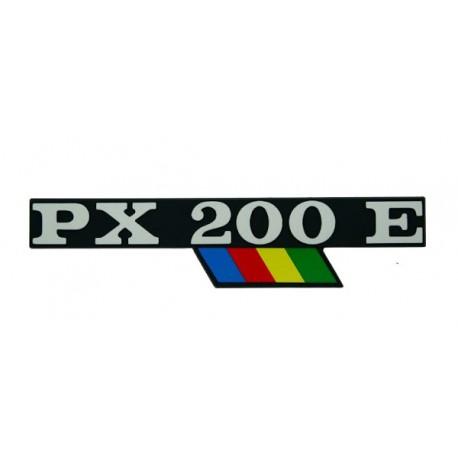 Anagrama Cófano Vespa PX 200 E