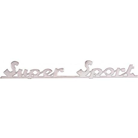 Letrero Vespa Super Sport