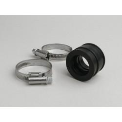 Goma de unión carburador/toma de aspiración 23/23mm 28mm
