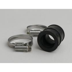 Goma de unión carburador/toma de aspiración 23/23mm 36mm