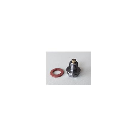 Tornillo Magnético Mecanizado Tapón del Aceite MD RACING M8x9