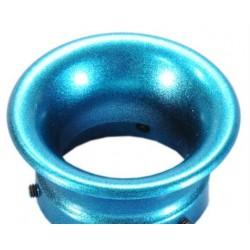 Embudo Aspiración Venturi POLINI para PHBH 28/30 conexión 44,0mm 64x30mm Azul